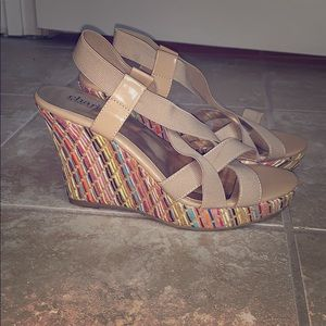 Size 7 Charles by Charles David wedges